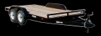 Tandem Axle Flatbed Trailer