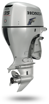 BF135 Outboard