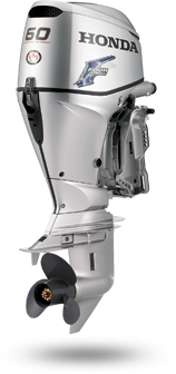 BFP60 Power Thrust Outboard
