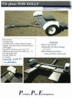 TD 3600 TOW DOLLY